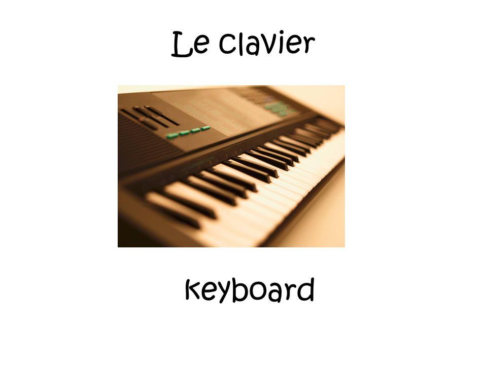 Le saxo(phone) saxophone