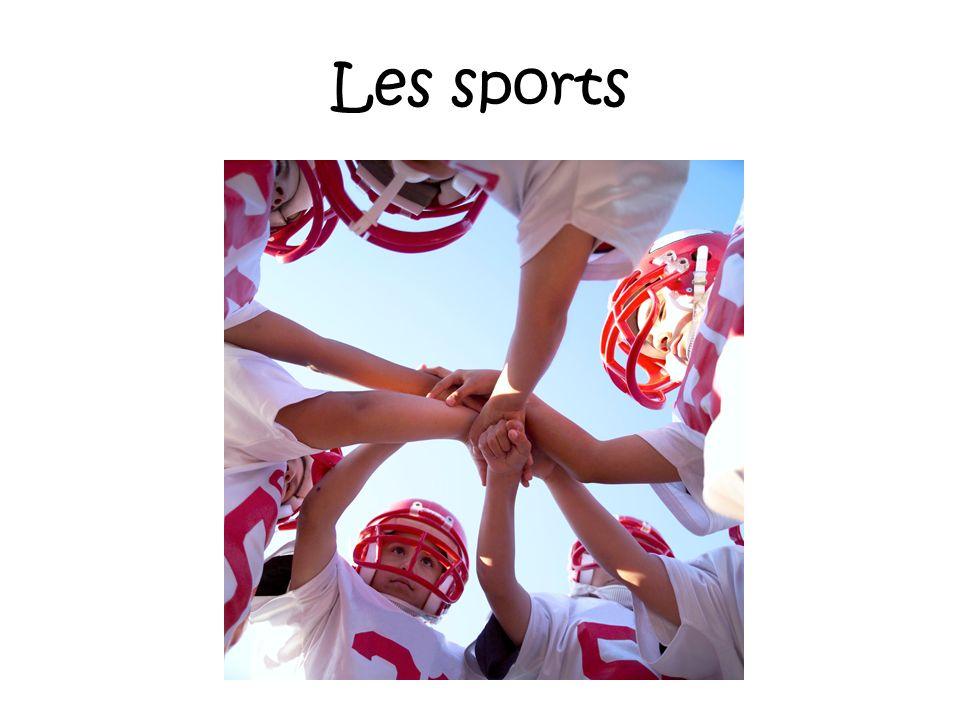 Les sports, les jeux et la musique Lesson 15