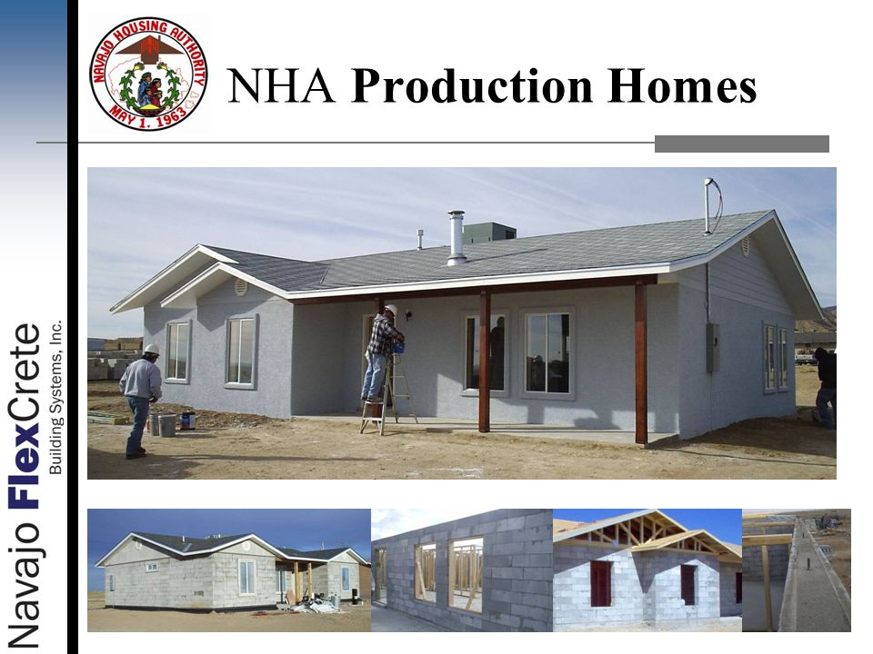 NHA Production Homes