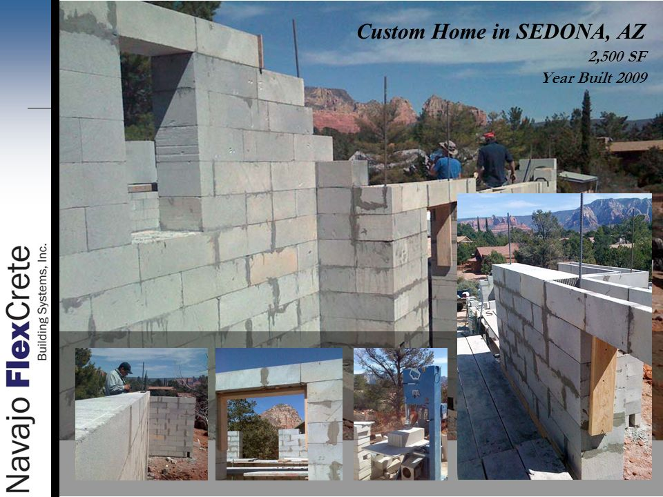 Custom Home in SEDONA, AZ 2,500 SF Year Built 2009