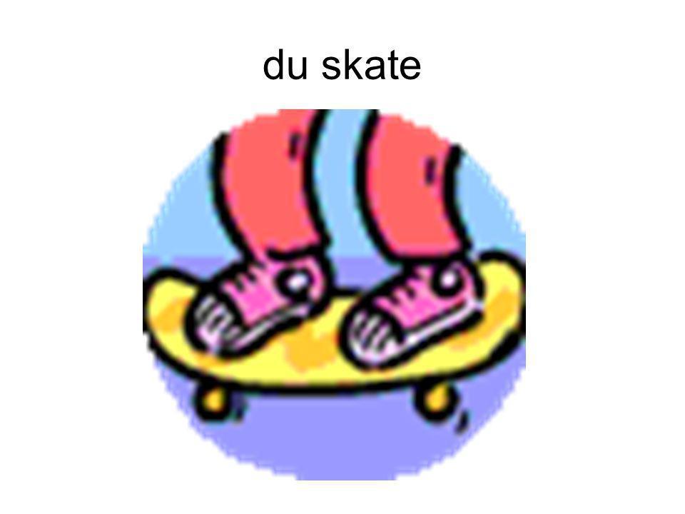 du skate