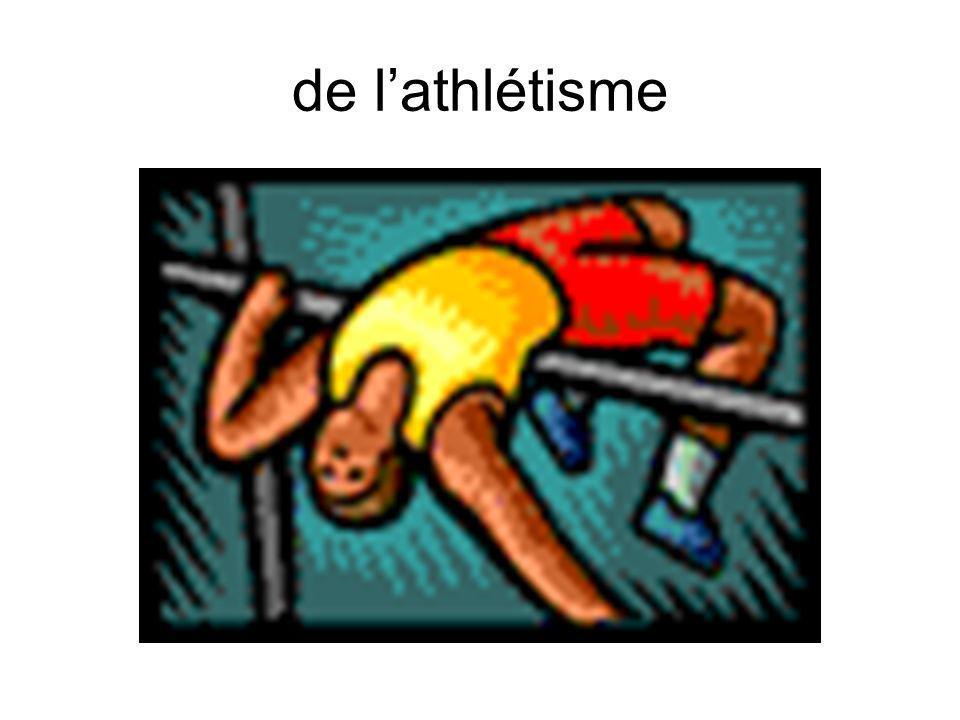 de lathlétisme