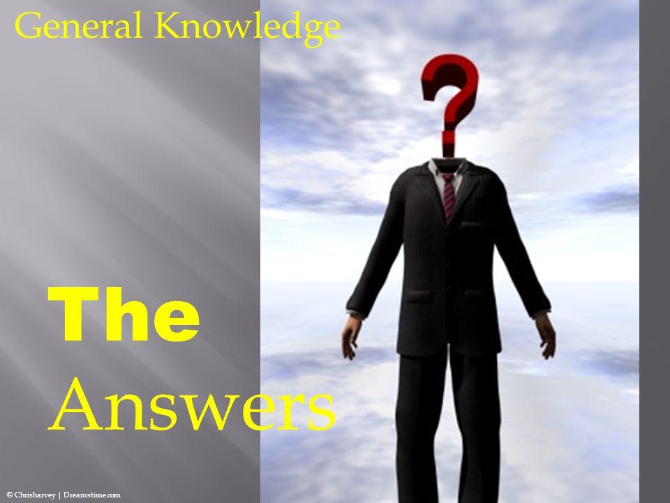 The Answers General Knowledge © Chrisharvey | Dreamstime.com