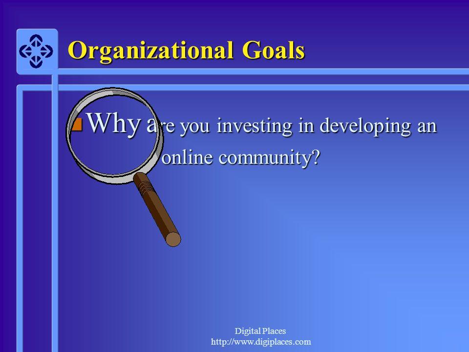 Community Management Digital Places www.digiplaces.com650-224-4567