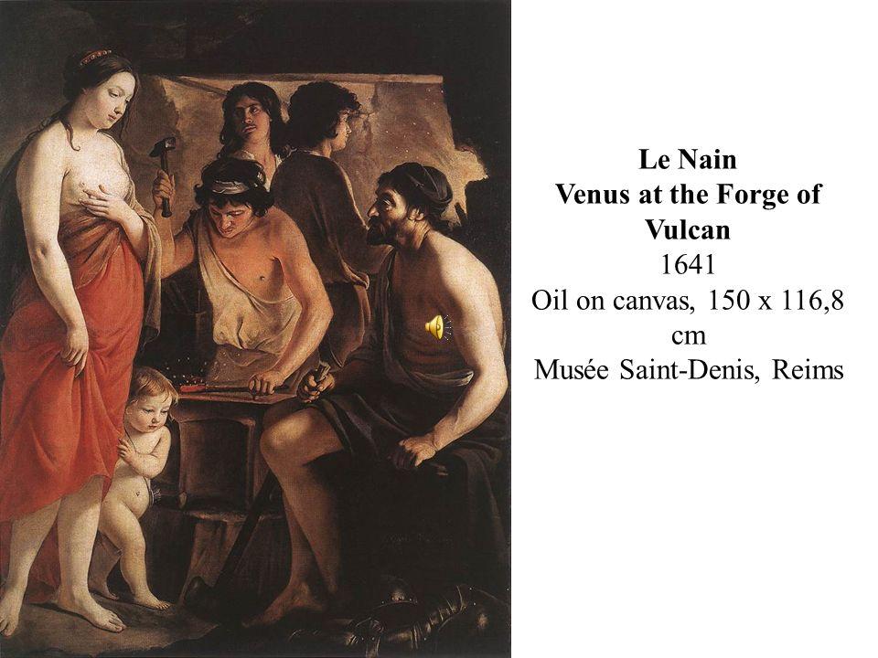 Mathieu Le Nain. Le Concert. Huile sur toile. XVIIe siècle.