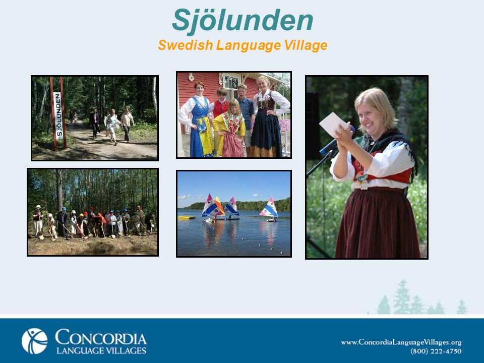 Sjölunden Swedish Language Village