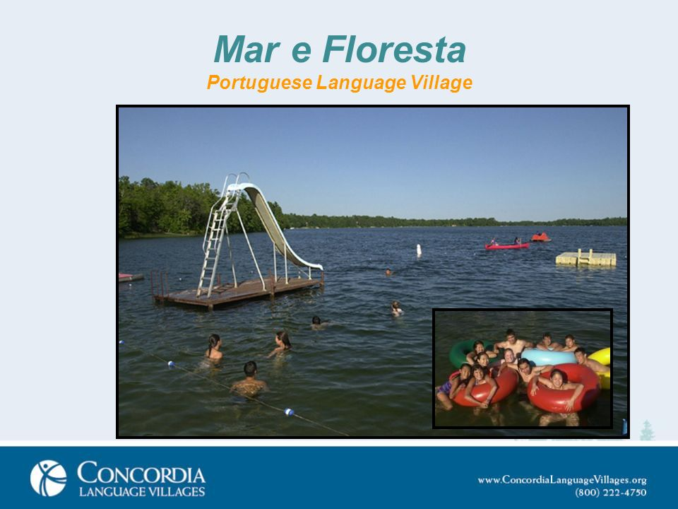 Mar e Floresta Portuguese Language Village