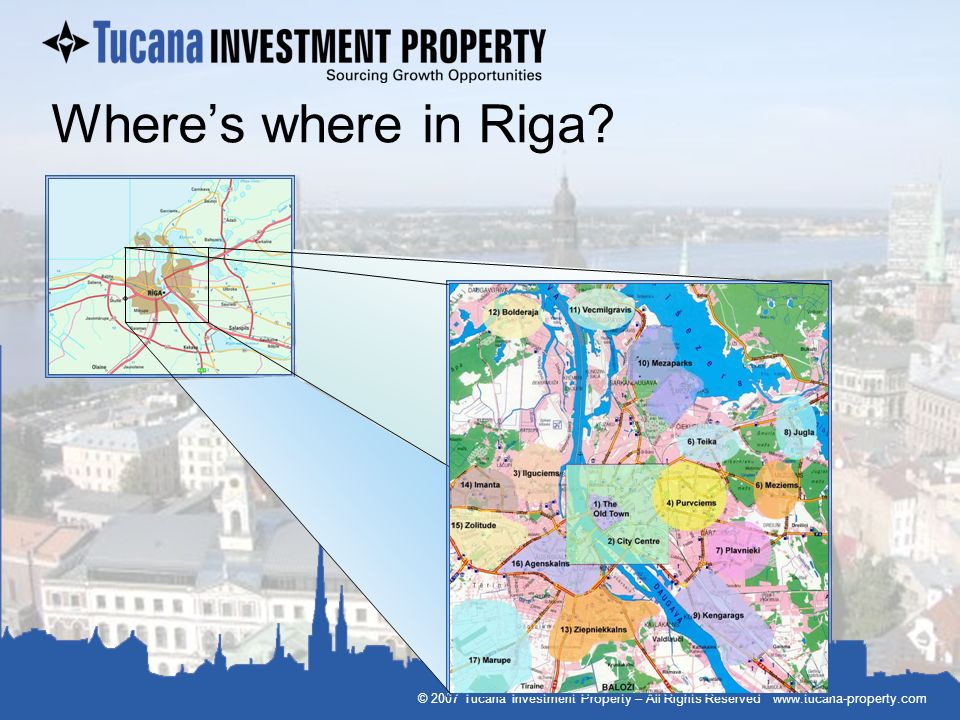 © 2007 Tucana Investment Property – All Rights Reserved www.tucana-property.com Why Buy Off-Plan.