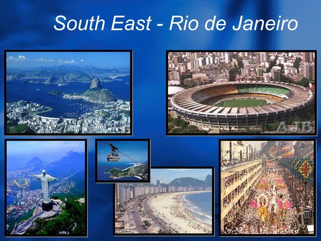 South East - Rio de Janeiro