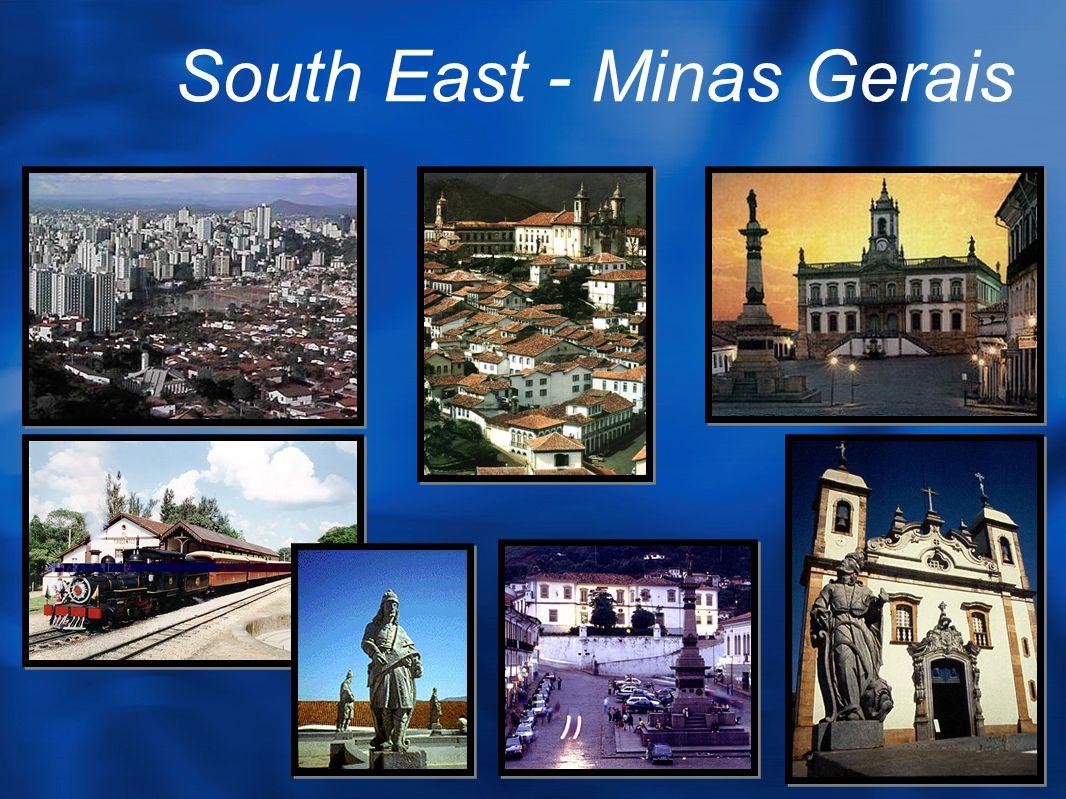 South East - Minas Gerais