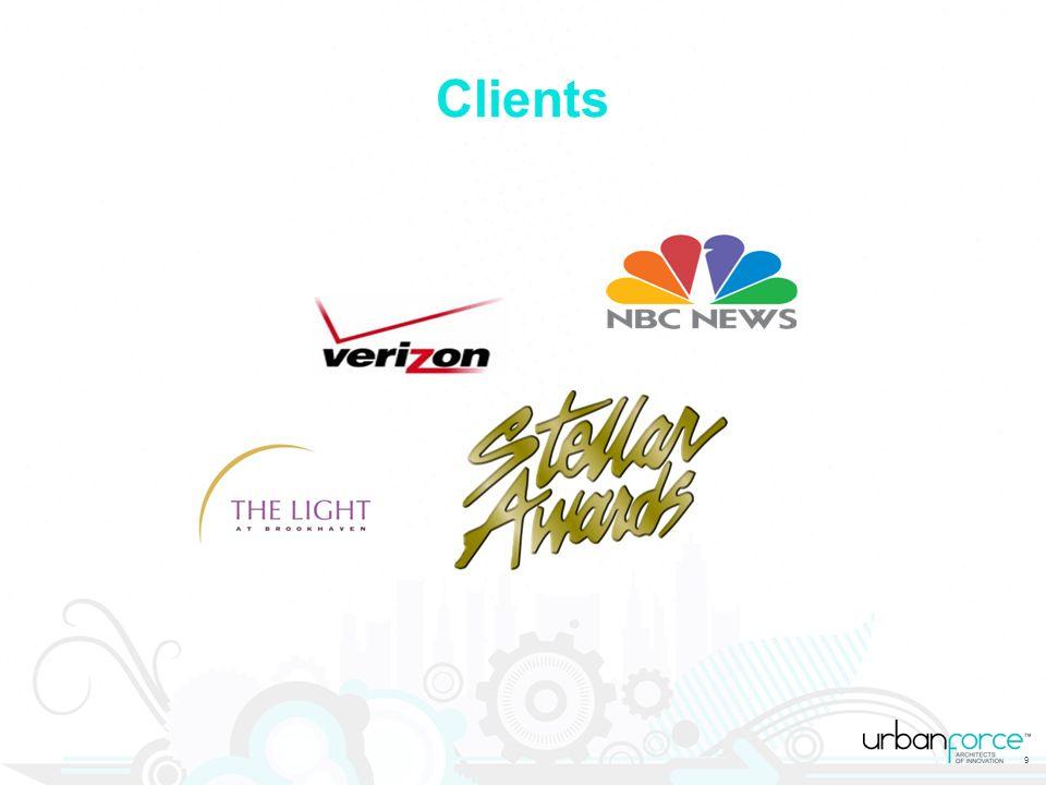 9 Clients