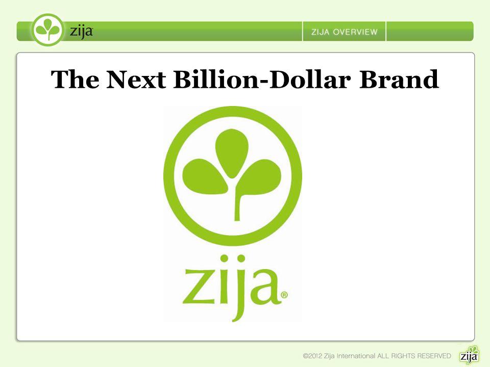 The Next Billion-Dollar Brand