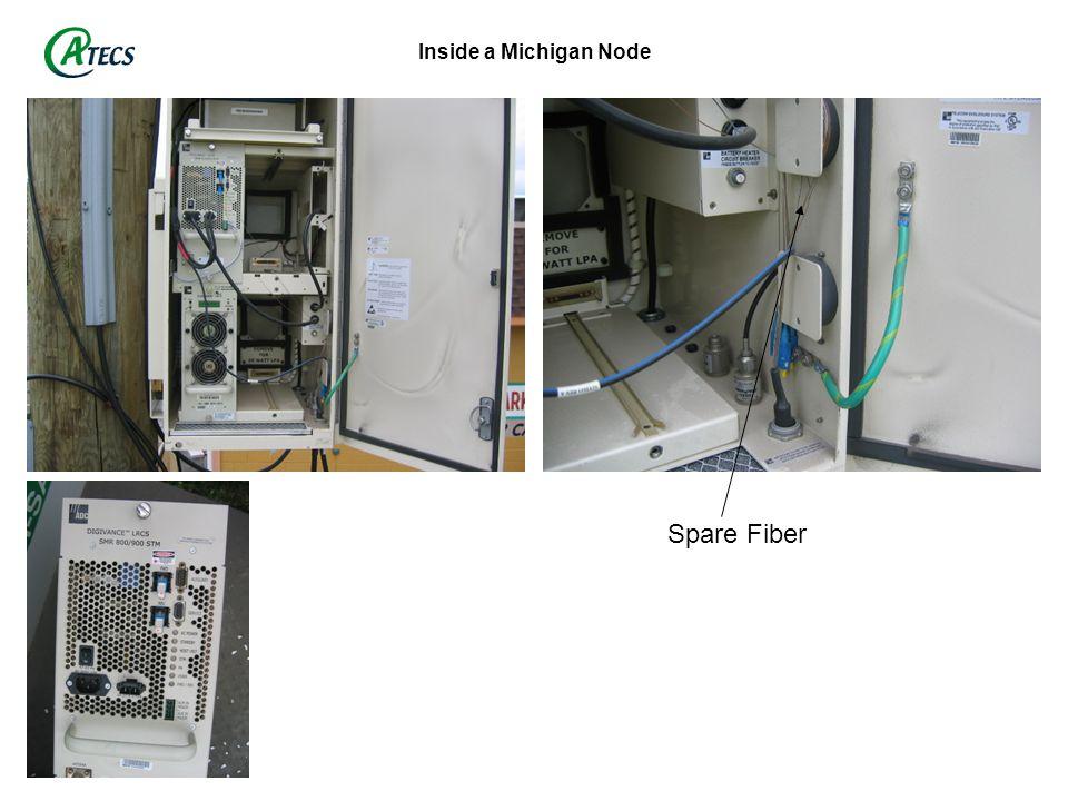 Typical Florida Node Node electronic box Node antenna