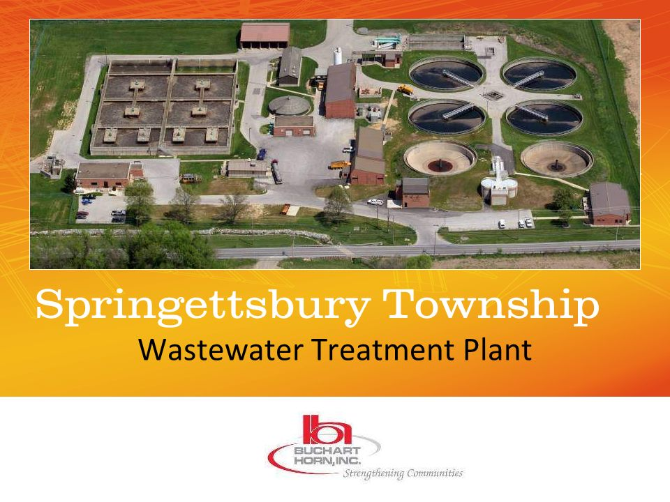 Springettsbury Township Wastewater Treatment Plant