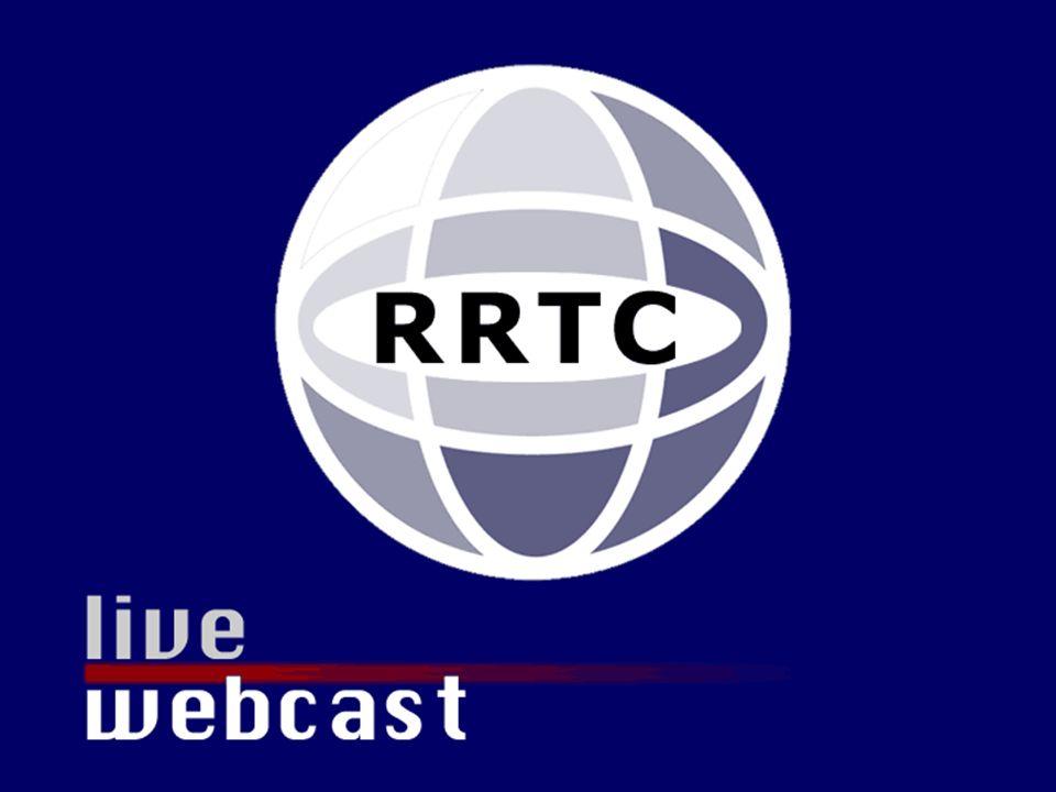 VCU-RRTC Webcast
