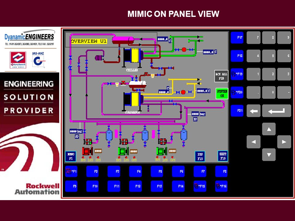 MIMIC ON PANEL VIEW