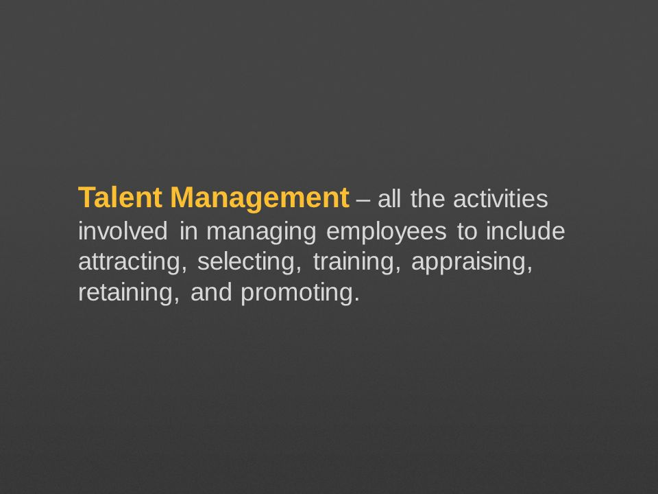 What functions of Human Resources are Managers Responsible for?