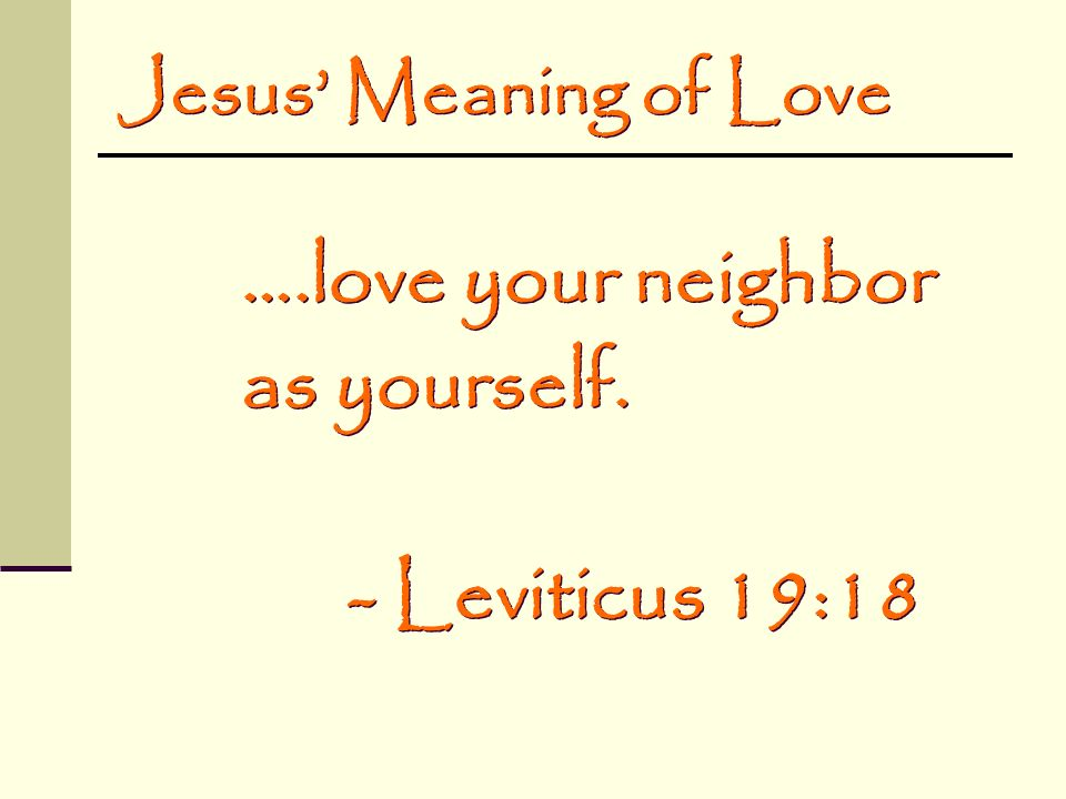 Meanings of Love Today An intense affectionate concern for another person.