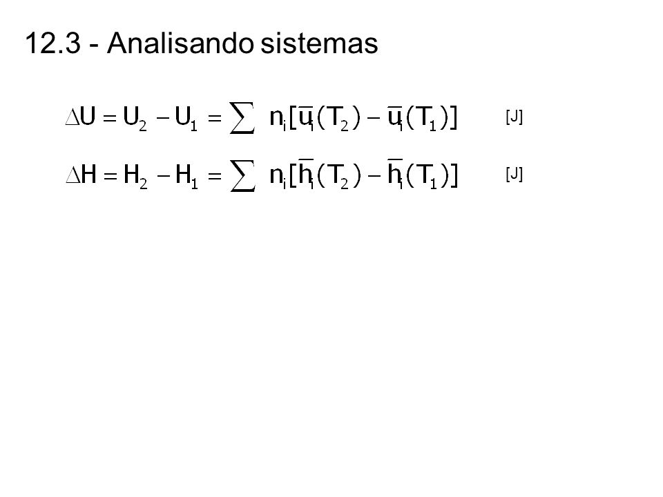 12.3 - Analisando sistemas [J]