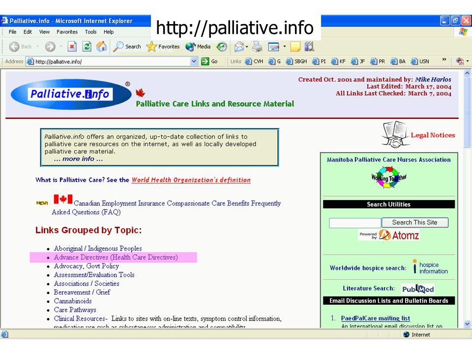 http://palliative.info