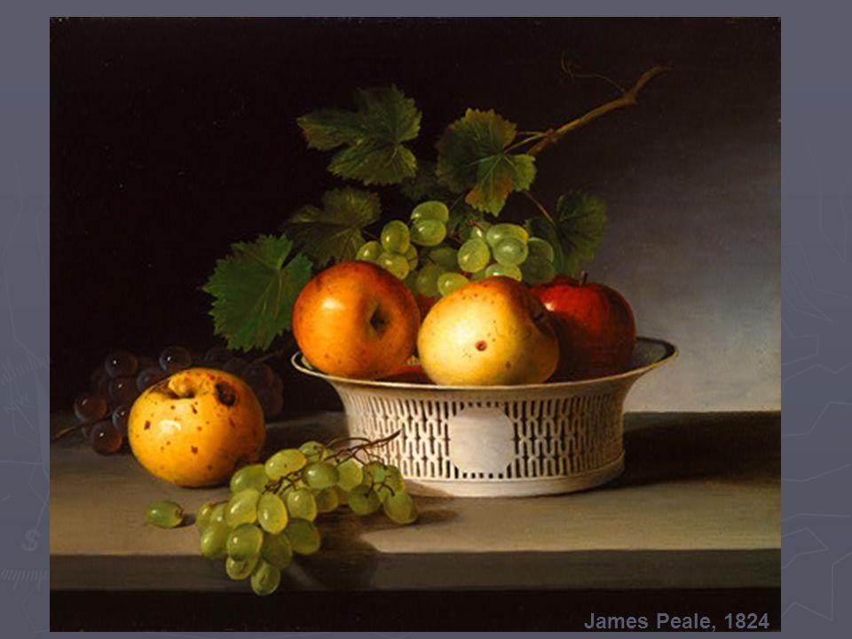James Peale, 1824