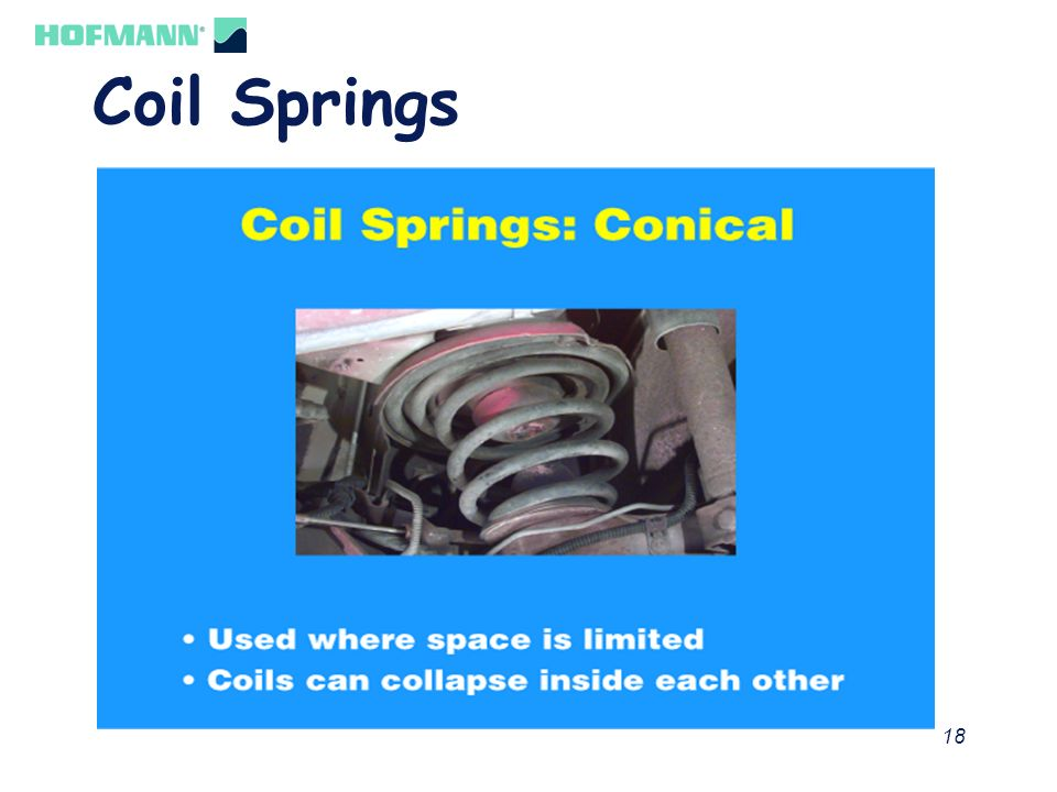 19 Coil Springs Spring Rate