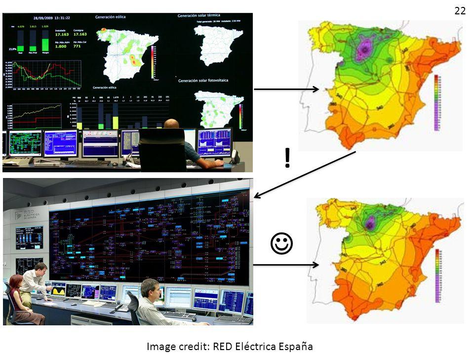! Image credit: RED Eléctrica España 22