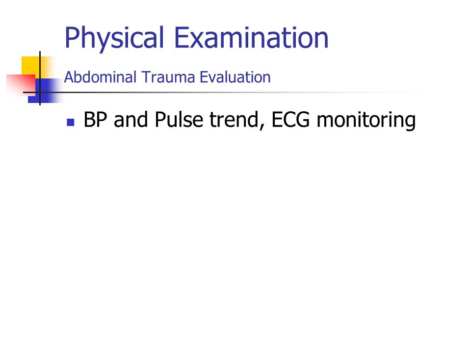 Case Presentation Transfer to PTV emergency department TRIAGE ??? Patient general condition Age Type of trauma Associated injuries RED : Most critical