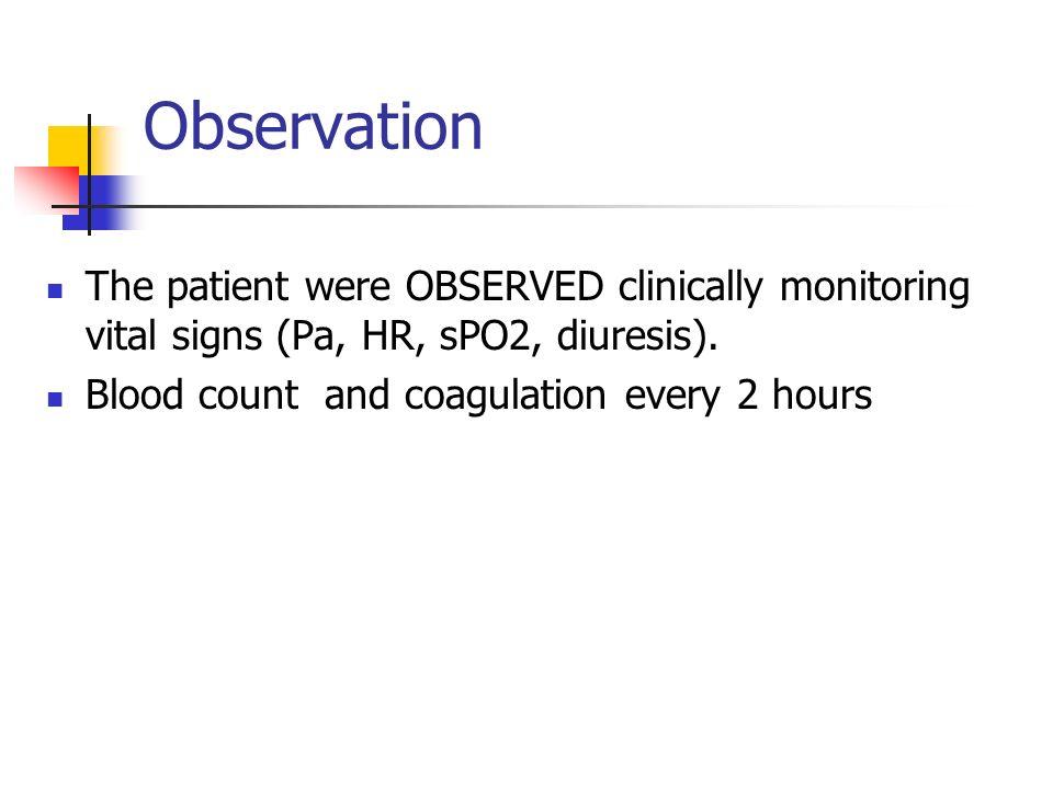 Case Presentation Ct scan Grade II spleen laceration Intra abdominal free fluid. Perisplenic, small amount in Douglas pouch BUT haemodynamic stability