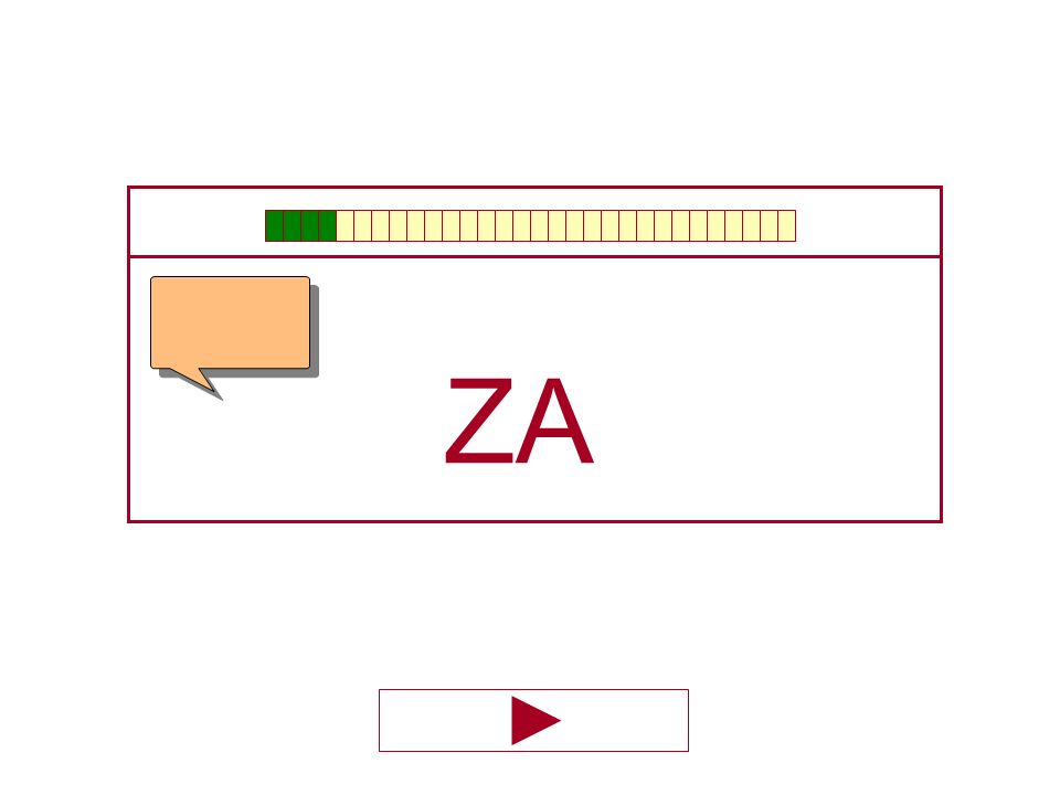 Z C S F CH Ñ LL A E I O U Z…