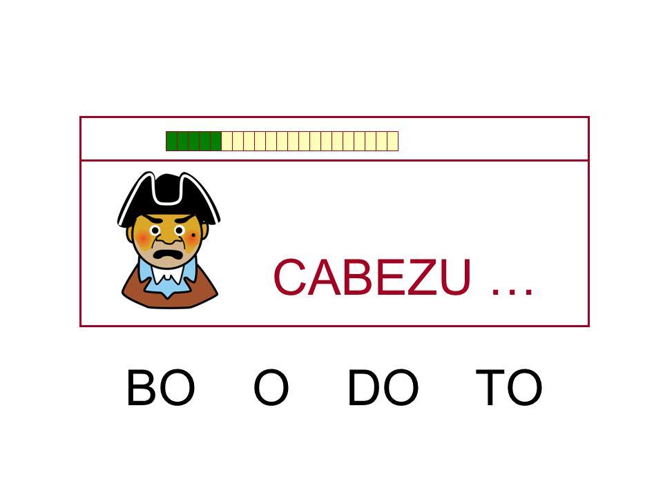 CABE … ZU CHU SU CU