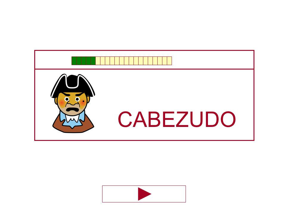 CABEZU … BO O DO TO