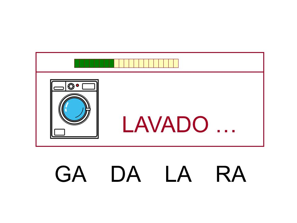 LAVA … BO DO GO TO