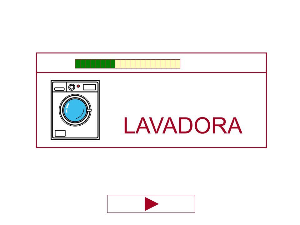 LAVADO … GA DA LA RA