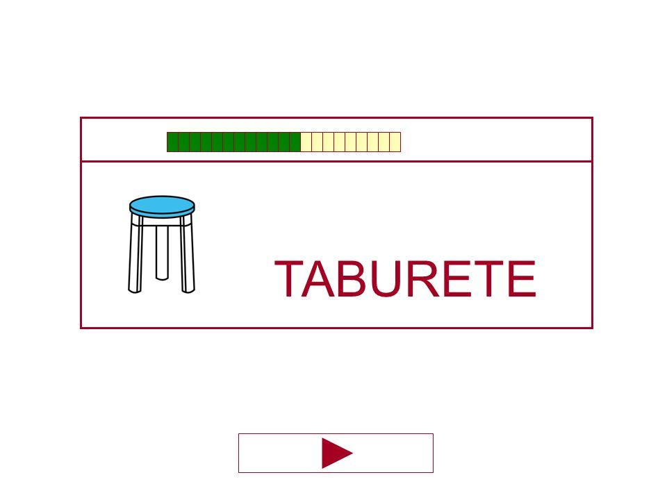 TABURE … CE QUE PE TE