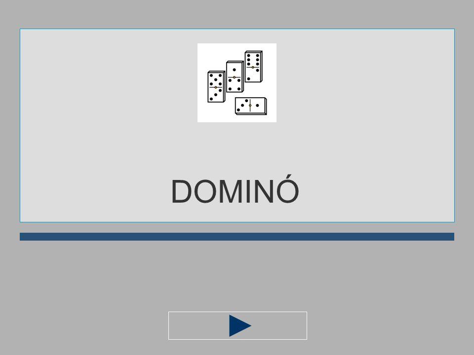D M O E N I Ó DOMIN... ?