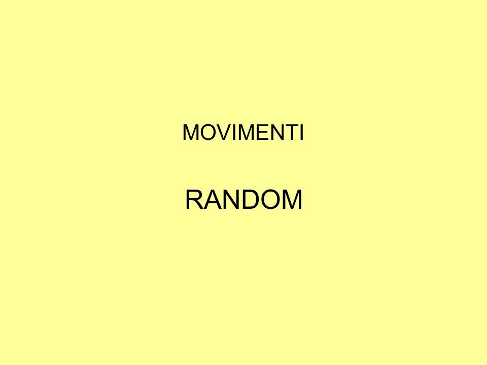MOVIMENTI RANDOM