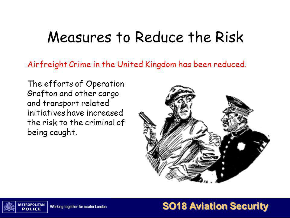 MetBaTS - Restricted 5 SO18 Aviation Security SOME FACTS AND FIGURE