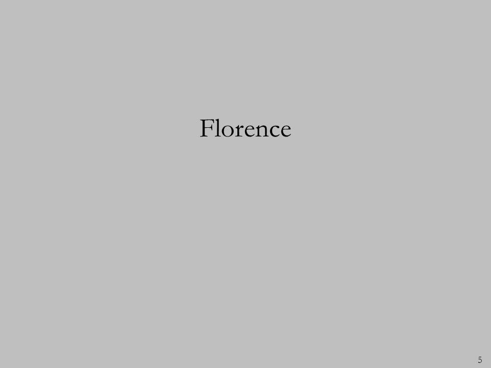 5 Florence