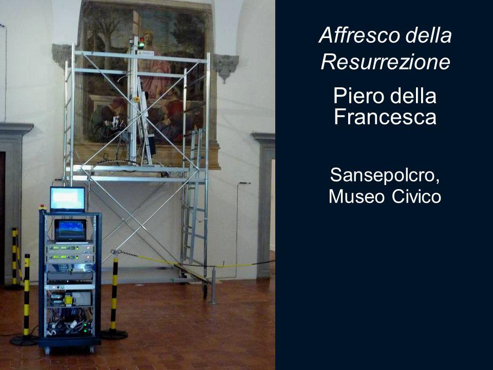 Affresco della Resurrezione Piero della Francesca Sansepolcro, Museo Civico