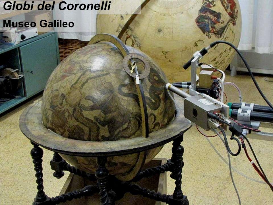 Globi del Coronelli Museo Galileo