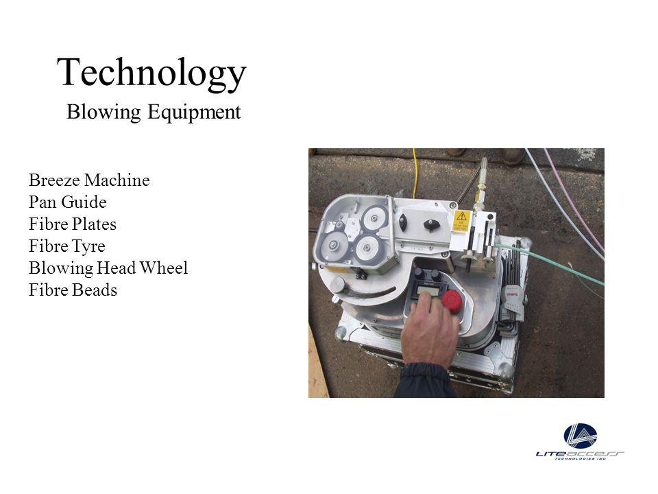 Technology Blowing Equipment Breeze Machine Pan Guide Fibre Plates Fibre Tyre Blowing Head Wheel Fibre Beads