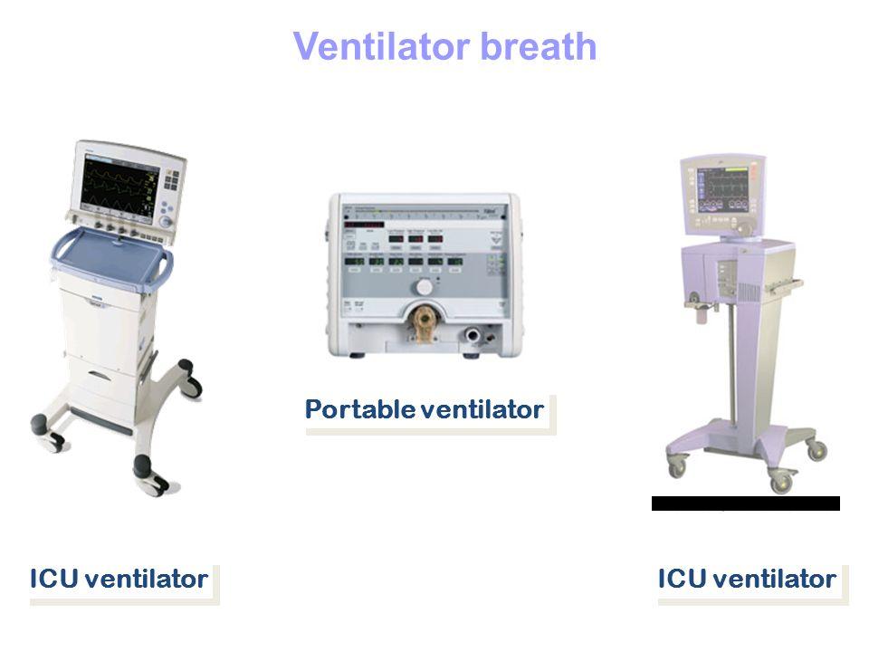 Portable ventilator ICU ventilator Ventilator breath