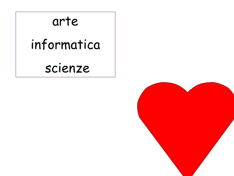 arte informatica scienze