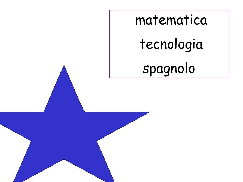 matematica tecnologia spagnolo