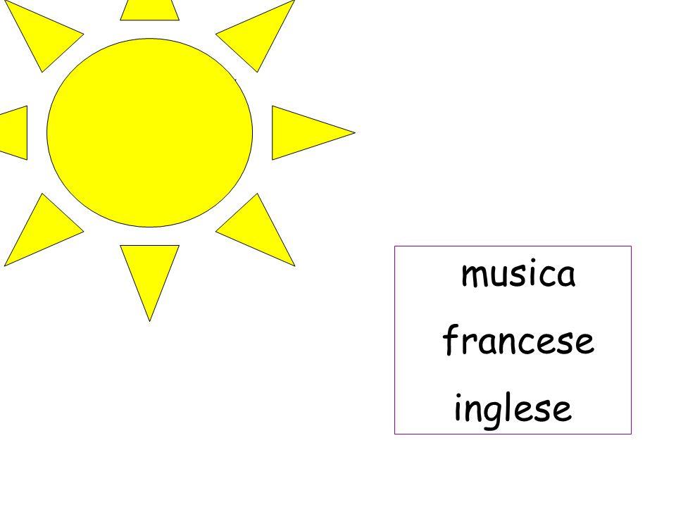 musica francese inglese