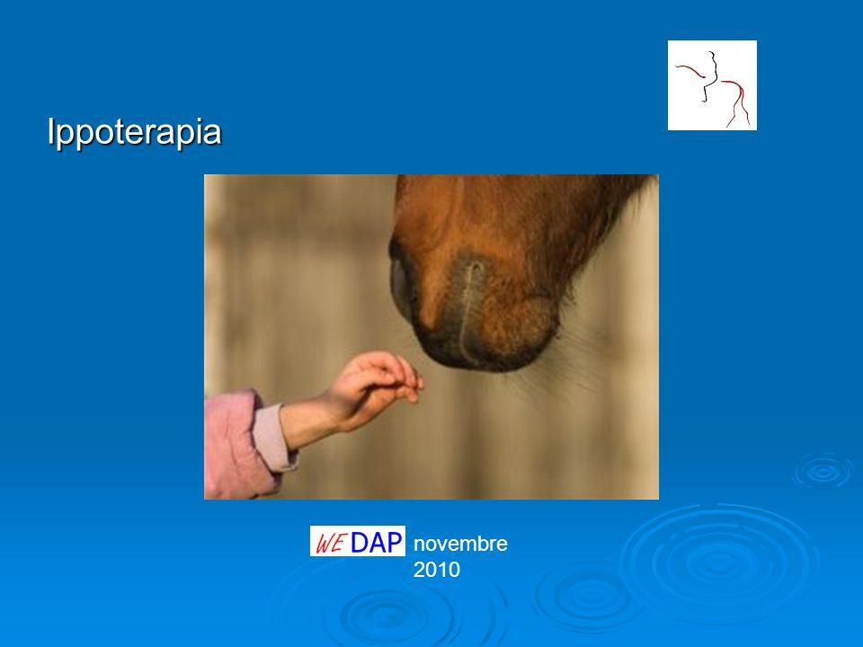 novembre 2010 Ippoterapia
