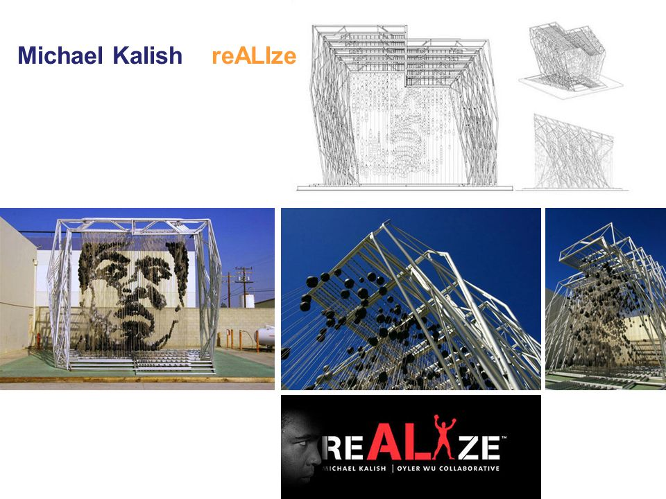 Michael Kalish reALIze