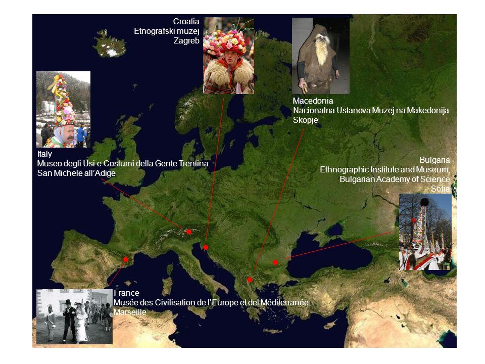 Italy Museo degli Usi e Costumi della Gente Trentina San Michele allAdige Croatia Etnografski muzej Zagreb Macedonia Nacionalna Ustanova Muzej na Make