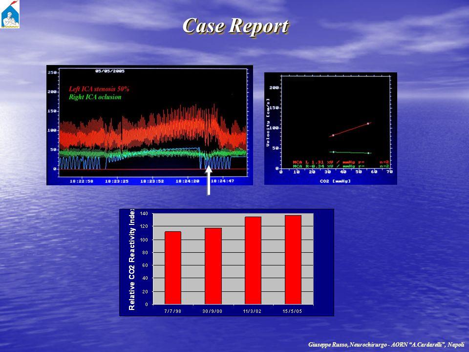 Case Report Giuseppe Russo, Neurochirurgo - AORN A.Cardarelli, Napoli